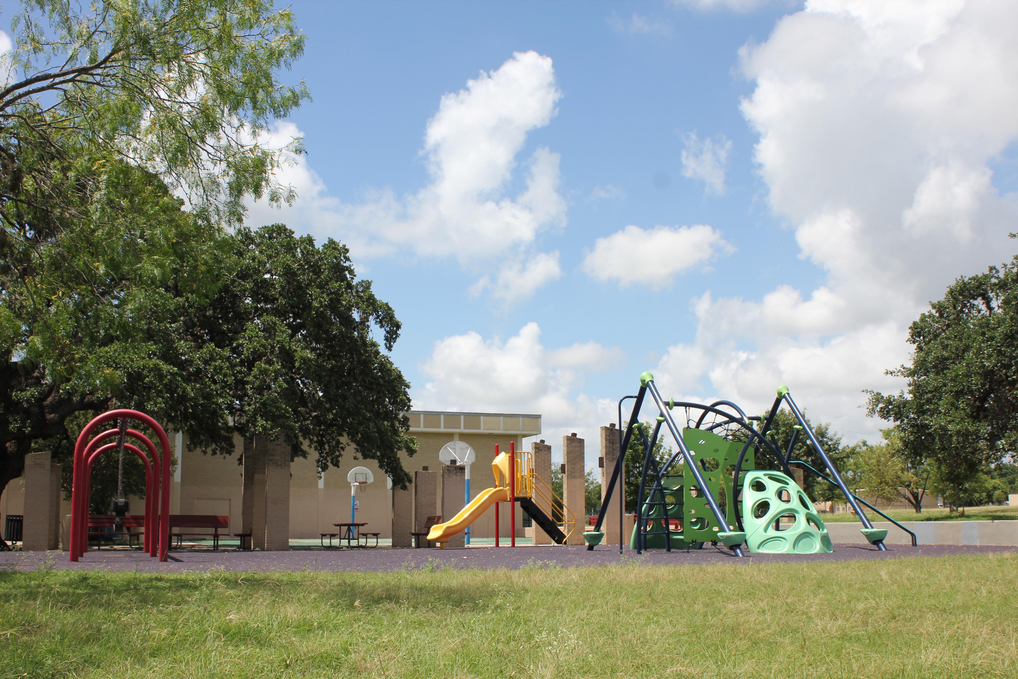 Garza Park The City Of San Antonio Official City Website