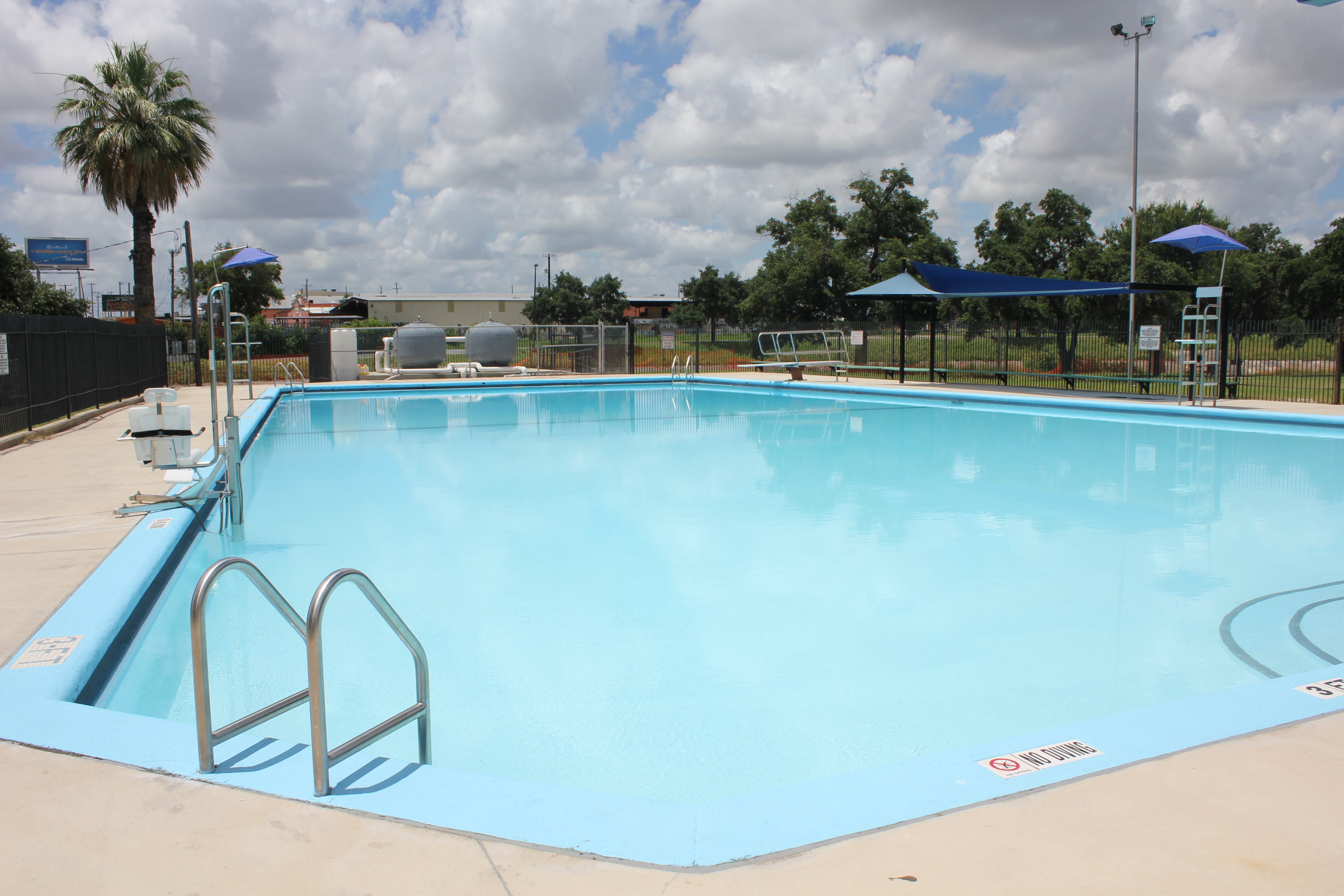 Cassiano park the city of san antonio official city website City of san antonio swimming pools