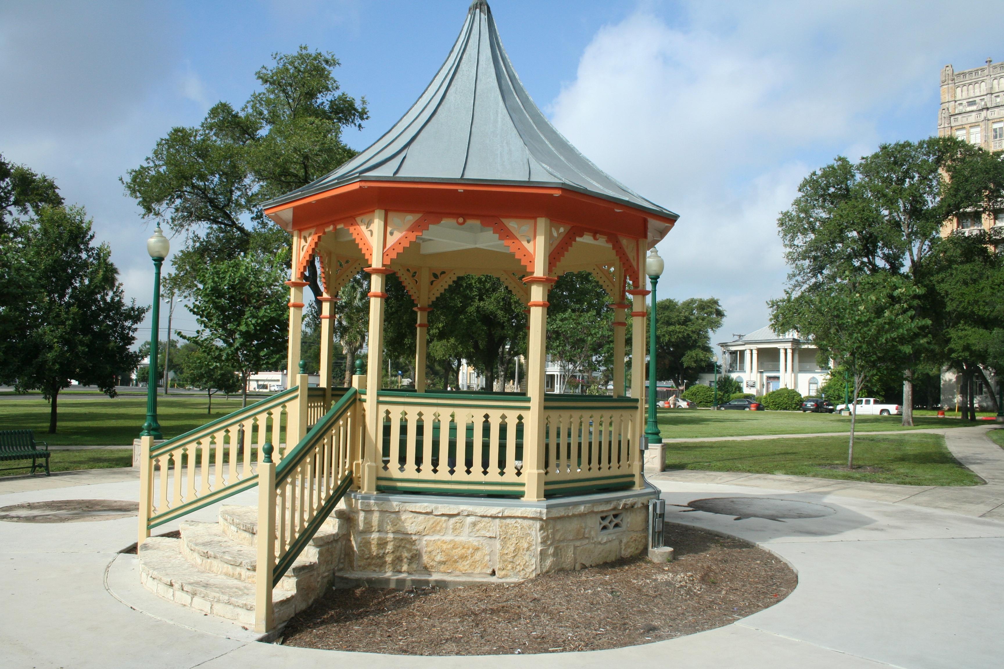 Crockett Park The City Of San Antonio Official City