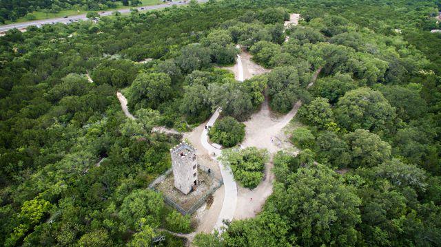 Comanche Lookout Park The City Of San Antonio Official