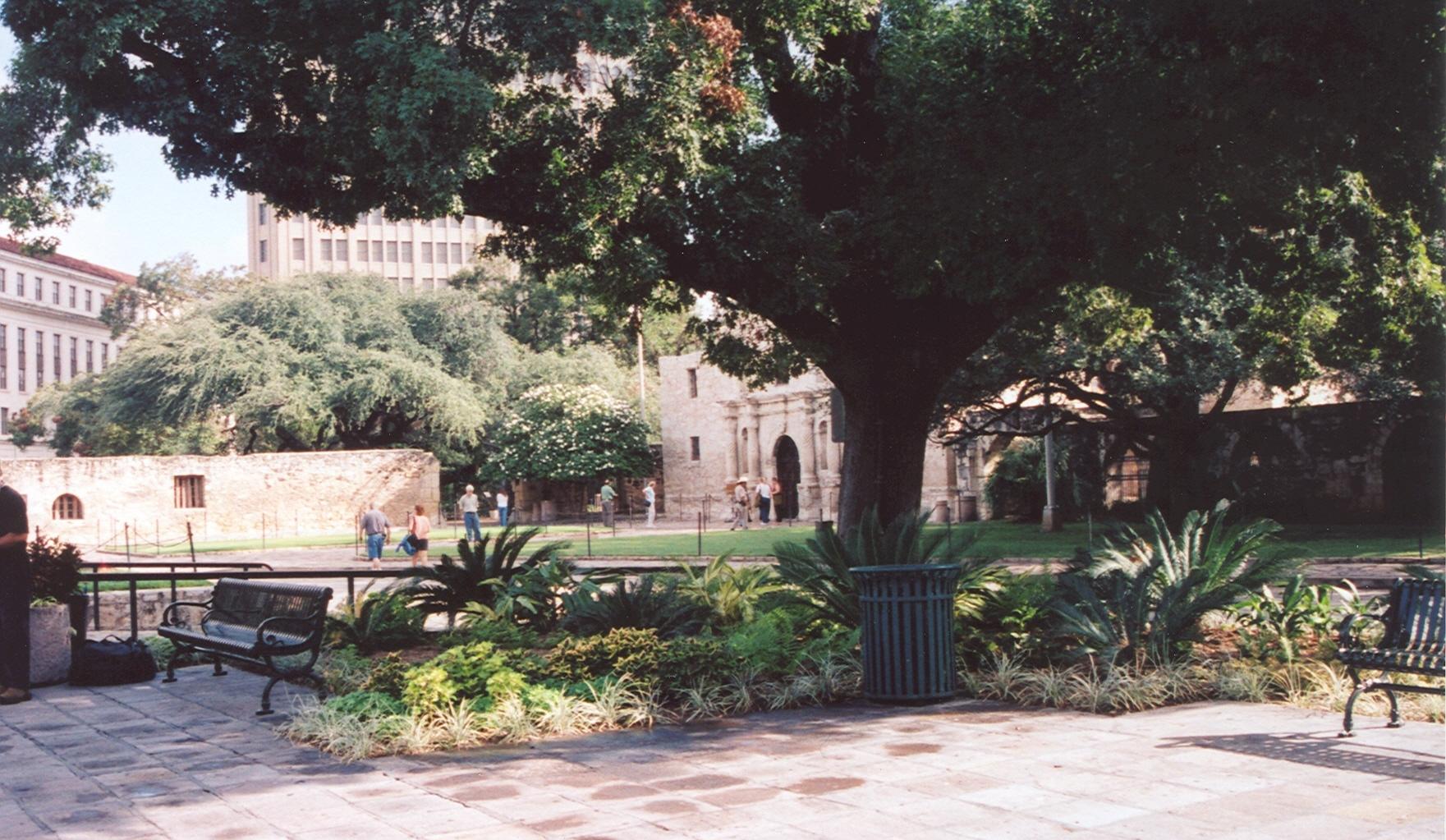 Alamo Plaza The City Of San Antonio Official City Website