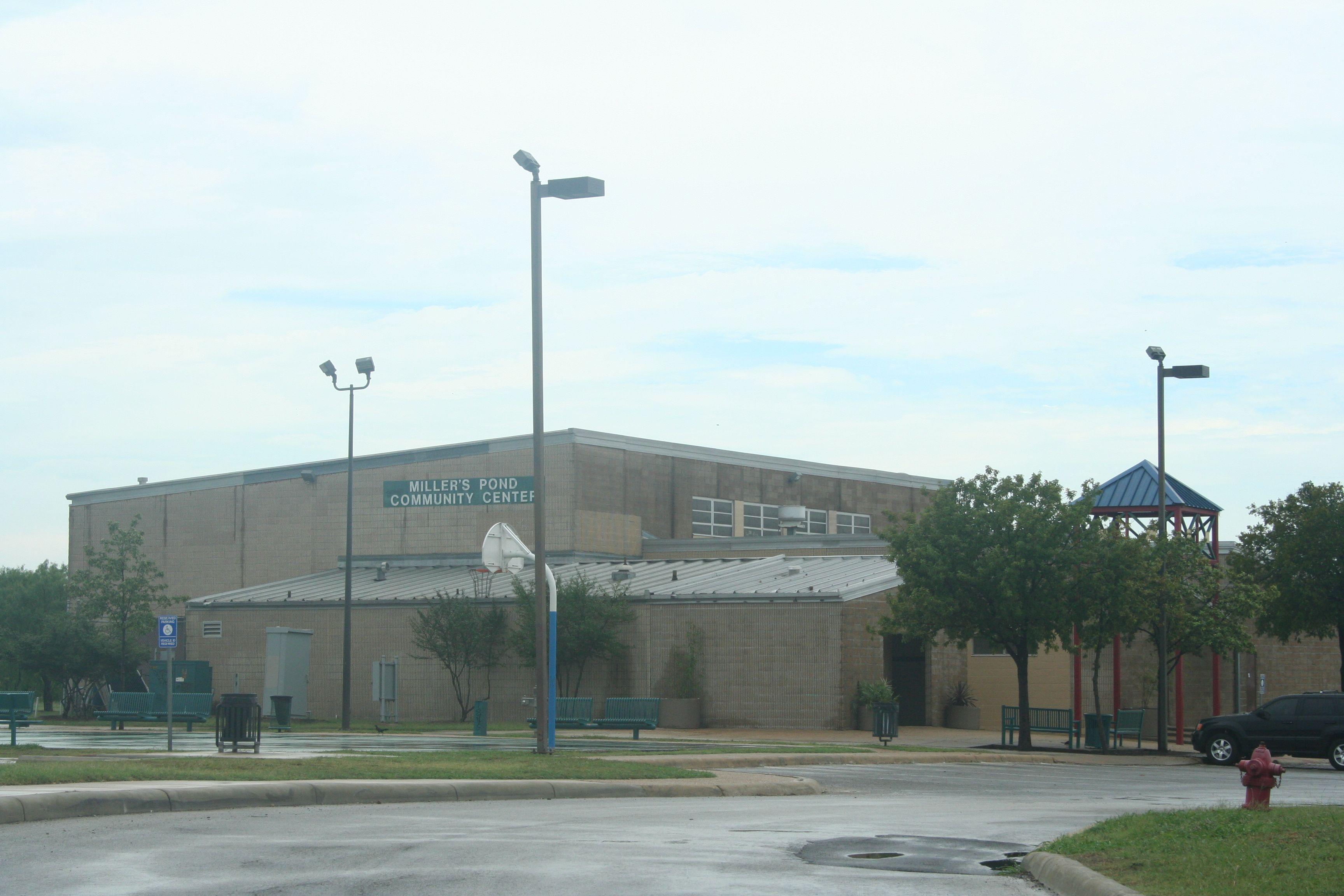 Miller's Pond Community Center - The City of San Antonio ...