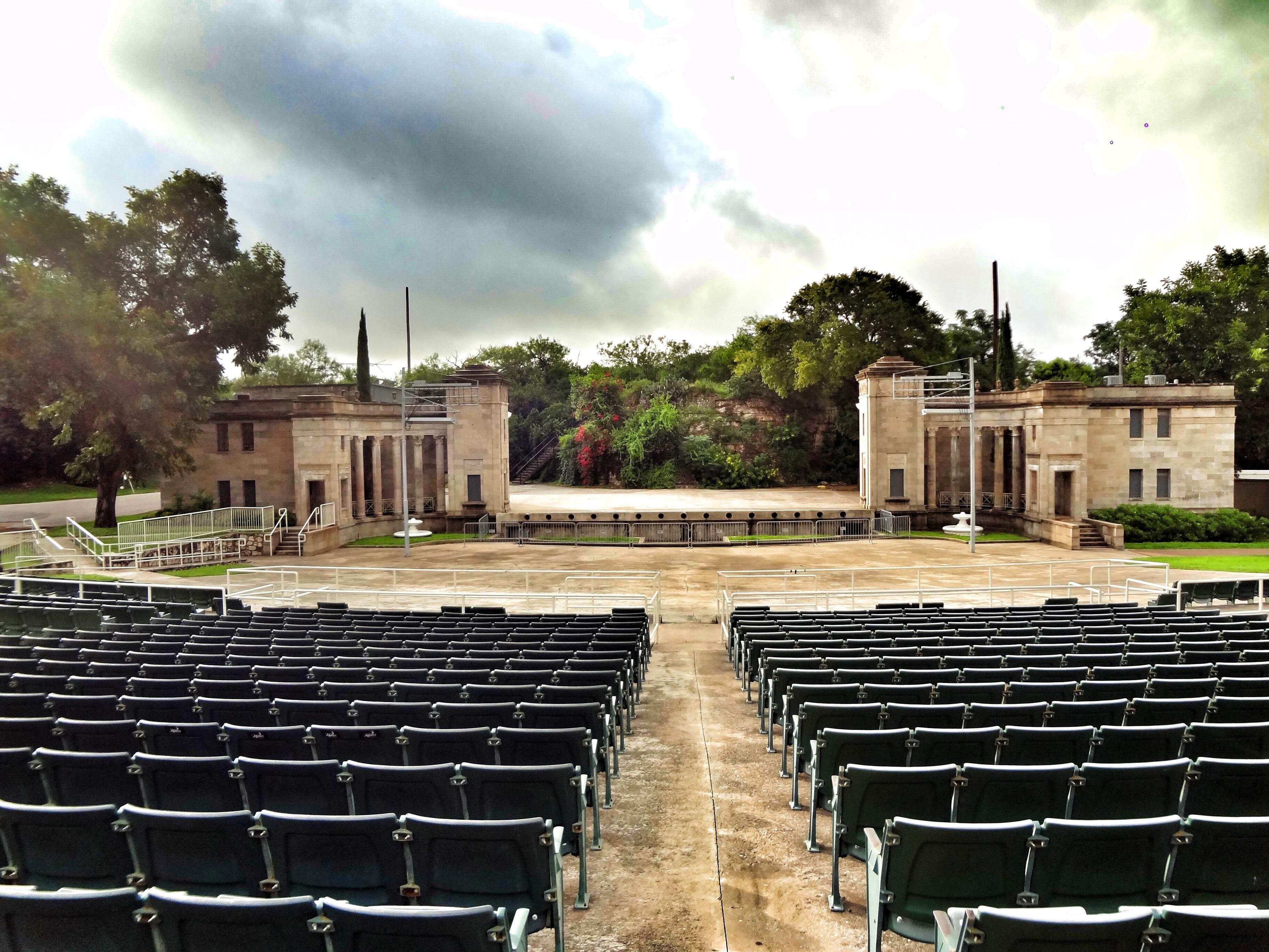 Sunken Garden Theater The City Of San Antonio Official City Website