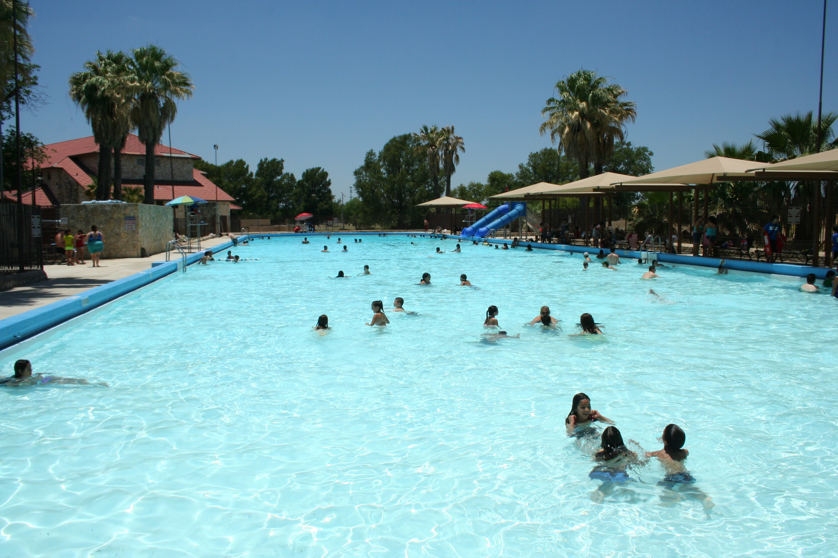 Regional Pools open for extended swim season - The City of ...