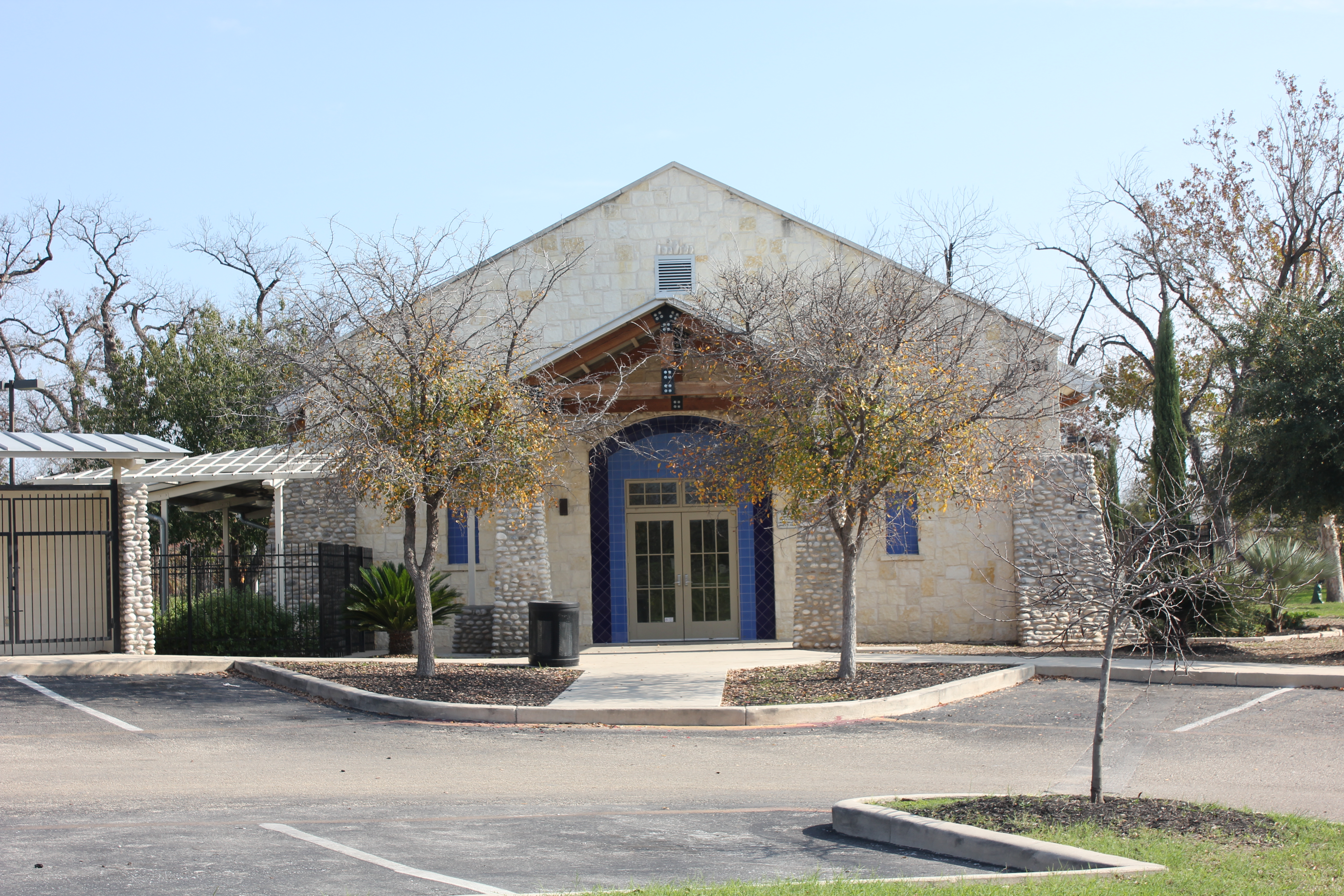 Roosevelt Clubhouse The City Of San Antonio Official
