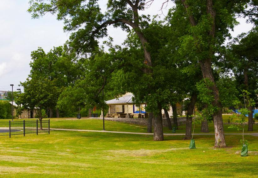 Roosevelt Park The City Of San Antonio Official City
