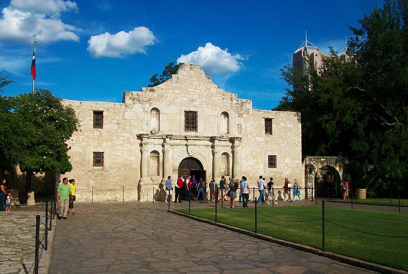 Mission San Antonio De Valero The Alamo The City Of
