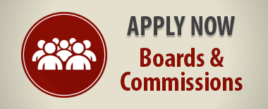 Apply For Boards and Commissions