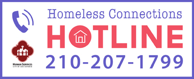 Homeless Connections Hotline