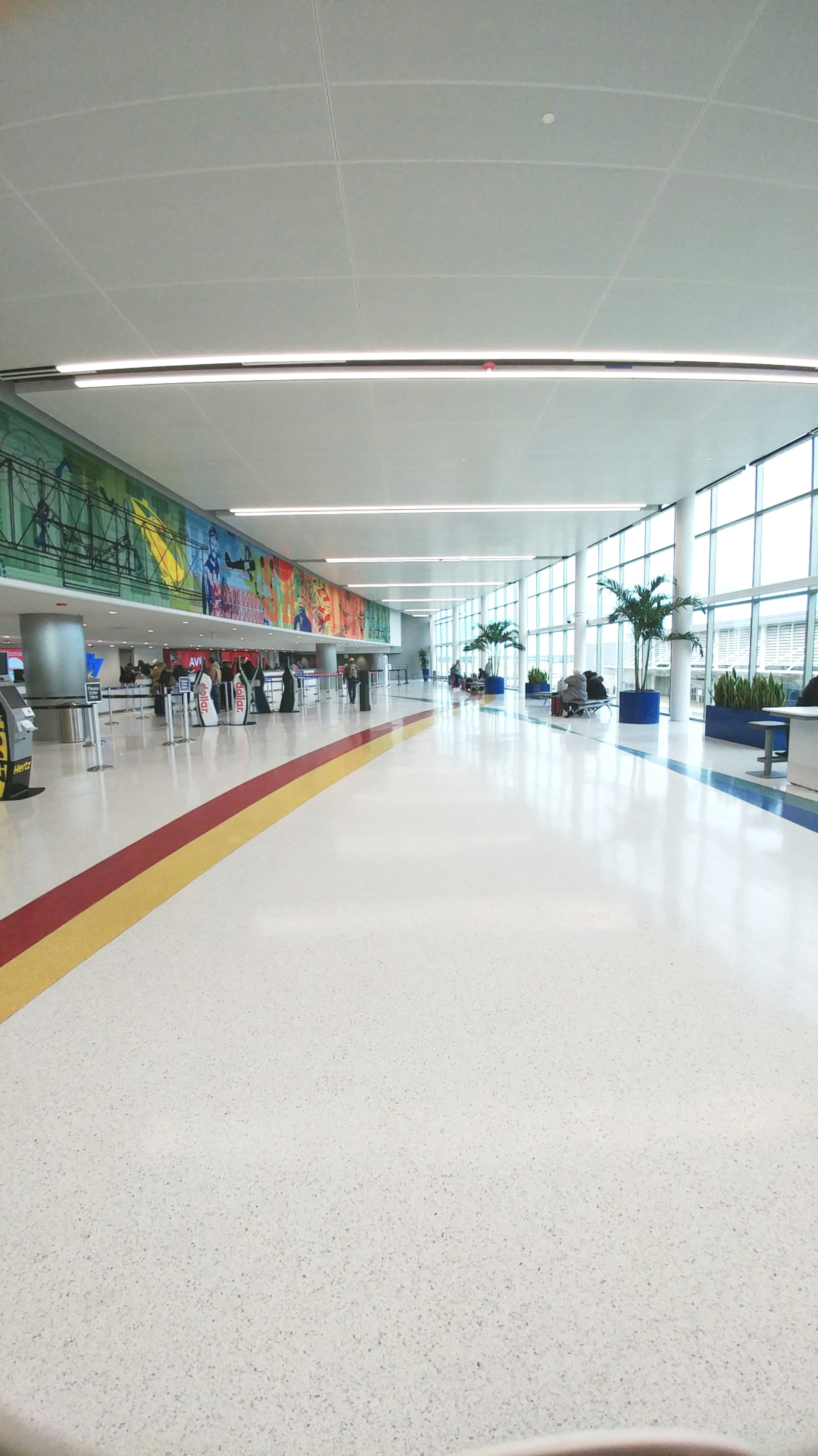 San Antonio International Airport Opens New Consolidated