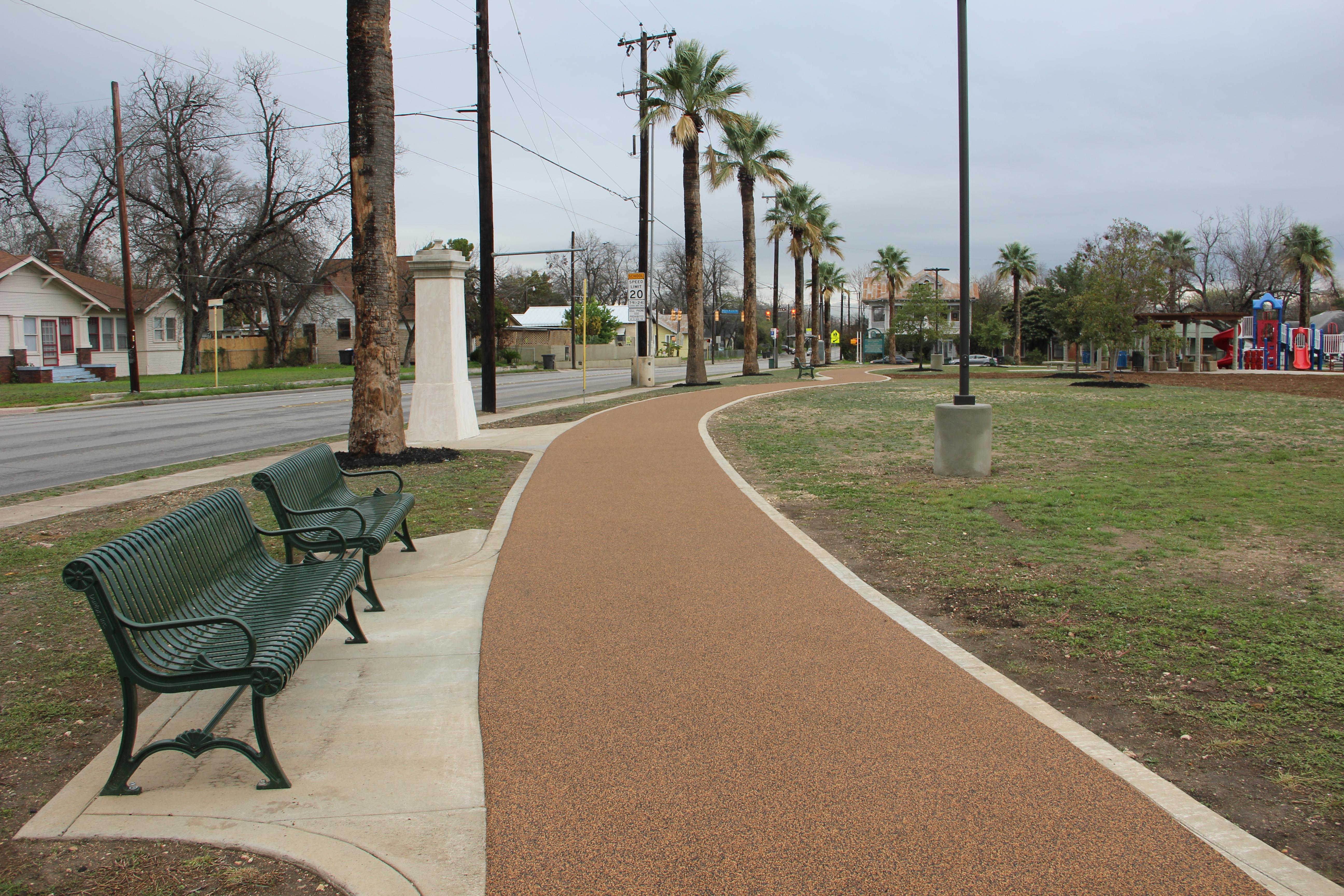 Pittman-Sullivan Park - The City of San Antonio - Official City Website