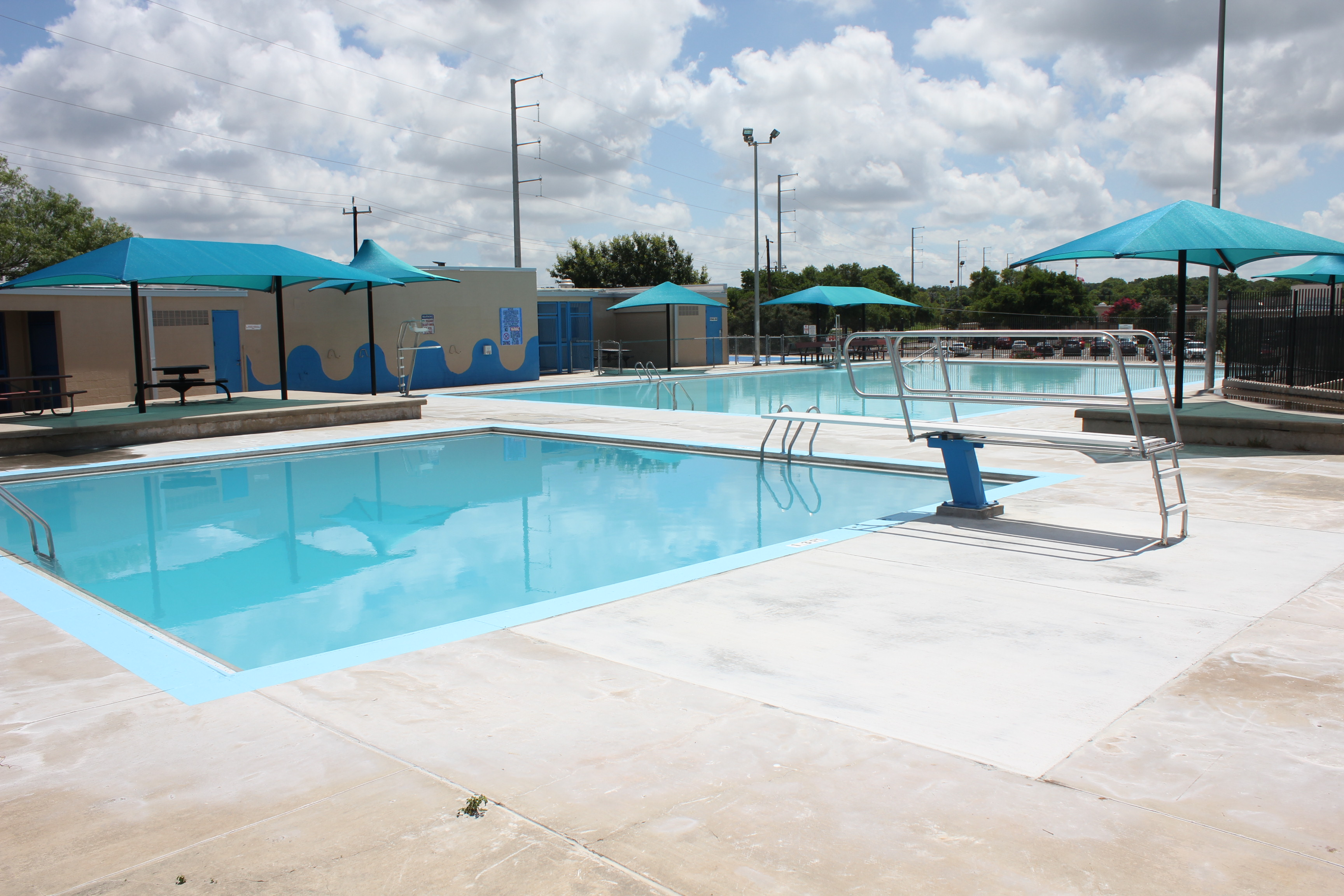 Garza park the city of san antonio official city website City of san antonio swimming pools