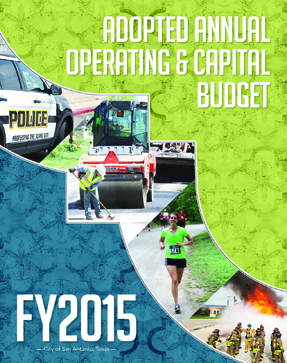 FY 2015 Adopted Budget