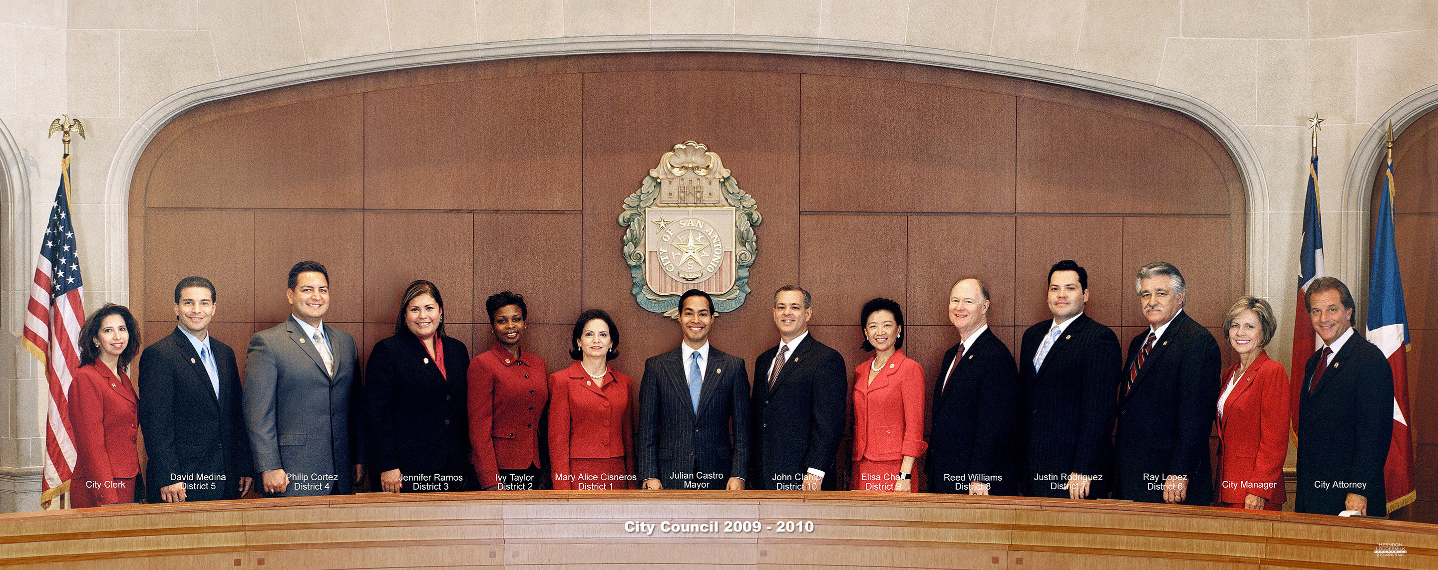 Mayor and City Council Members