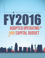 FY 2016 Adopted Budget