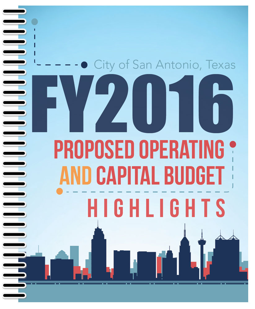 2016 Proposed Budget Highlights