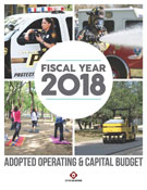 FY 2018 Adopted Budget