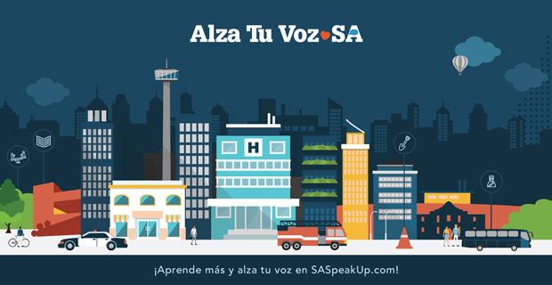 Alza Tu Voz SA - Aprende más y alza tu voz en SASpeakUp.com