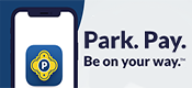 Park. Pay. Be on your way.