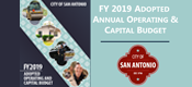 FY19 adopted budget