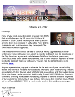 District 1 Newsletter - October 23, 2017