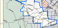 City District 6 Map