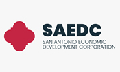 San Antonio Economic Development Corporation (SAEDC) logo