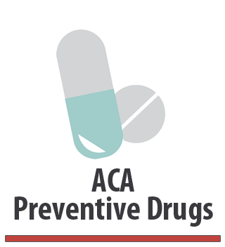 ACA Preventive Drugs