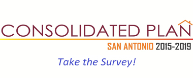 Consolidated Plan - Take the Survey!