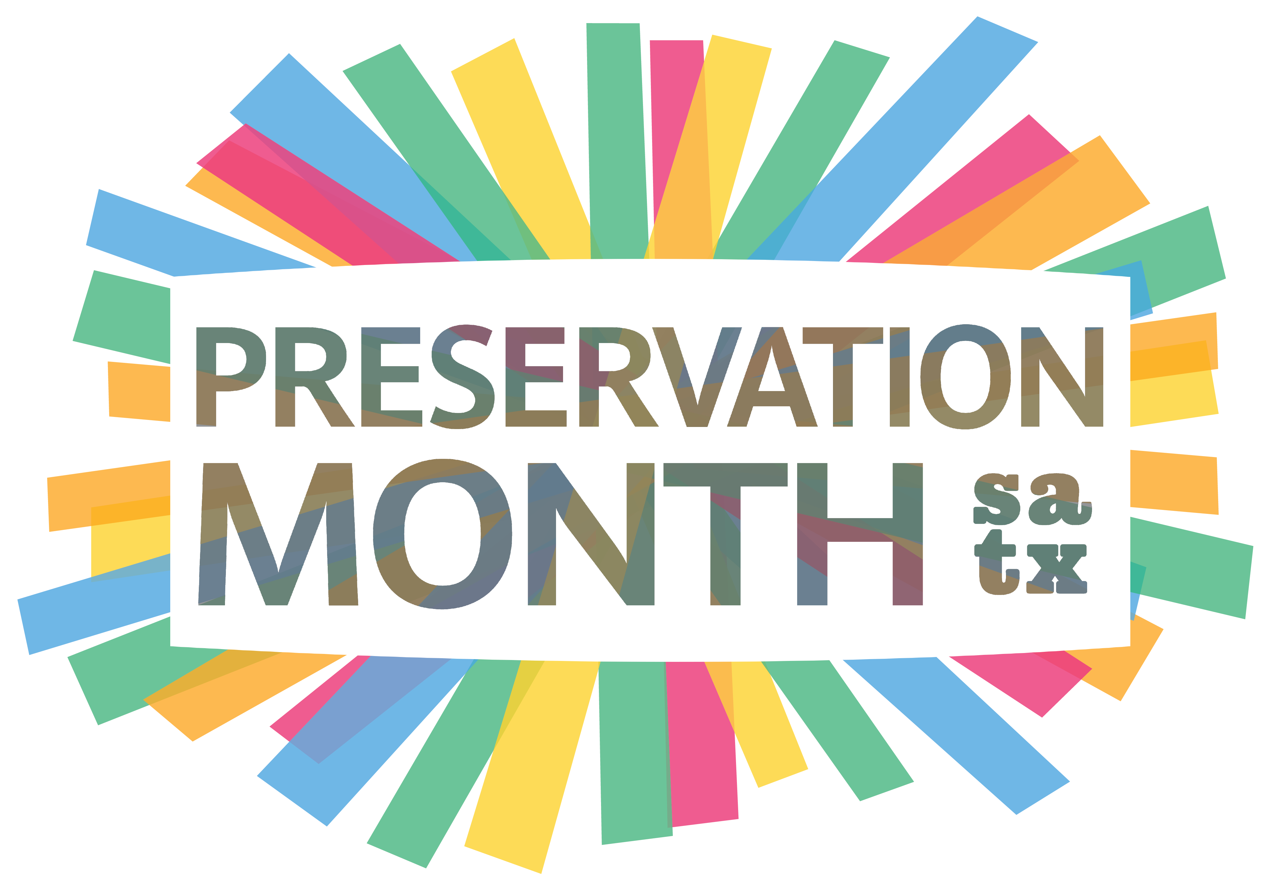 Preservation Month SA TX