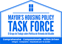 Mayor's Housing Policy Task Force logo