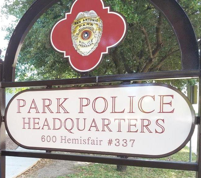 Park Police headquarters
