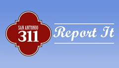 Call 311 - Online Service Request