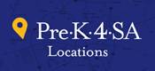 PreK4SA Locations