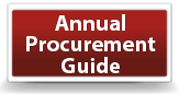 Annual Procurement Guide