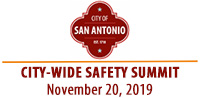City-Wide Safety Summit: November 20, 2019