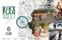 San Antonio Bike Plan Cover