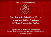 Bike Master Plan cover page