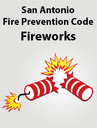 Fire Prevention Code Fireworks