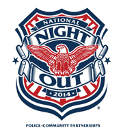 National Night Out (NNO) 2014 logo