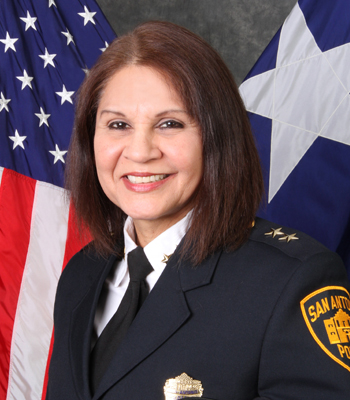 Assistant Chief Garcia