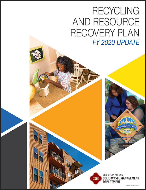 Recycling and Resource Recovery Plan Update