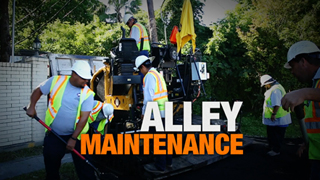 Alley Maintenance