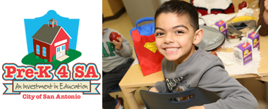 Pre-K 4 SA Application Period