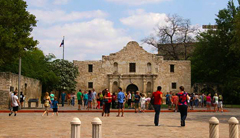 Alamo Plaza Historic District