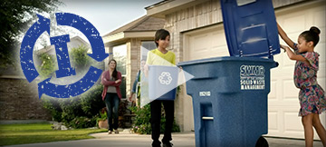 Blazing the Recycling Trail