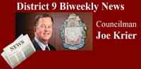 District 9 Newsletter