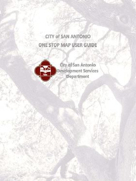 One-Stop Map User Guide